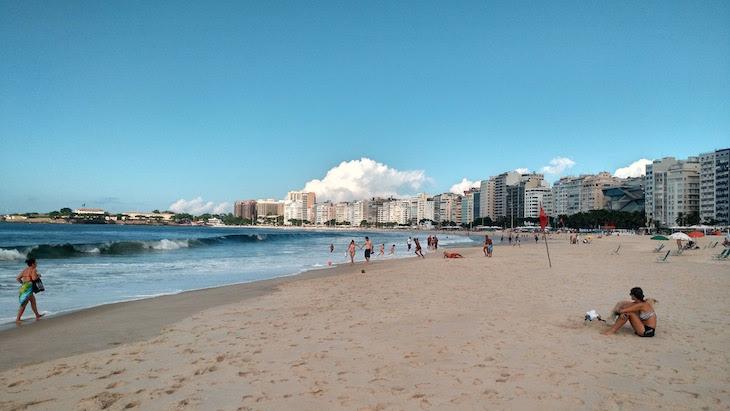 Copacabana - Rio De Janeiro - Brasil © Viaje Comigo