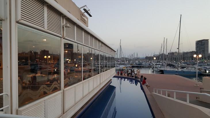 Restaurante Dar Sena - Alicante - Espanha © Viaje Comigo