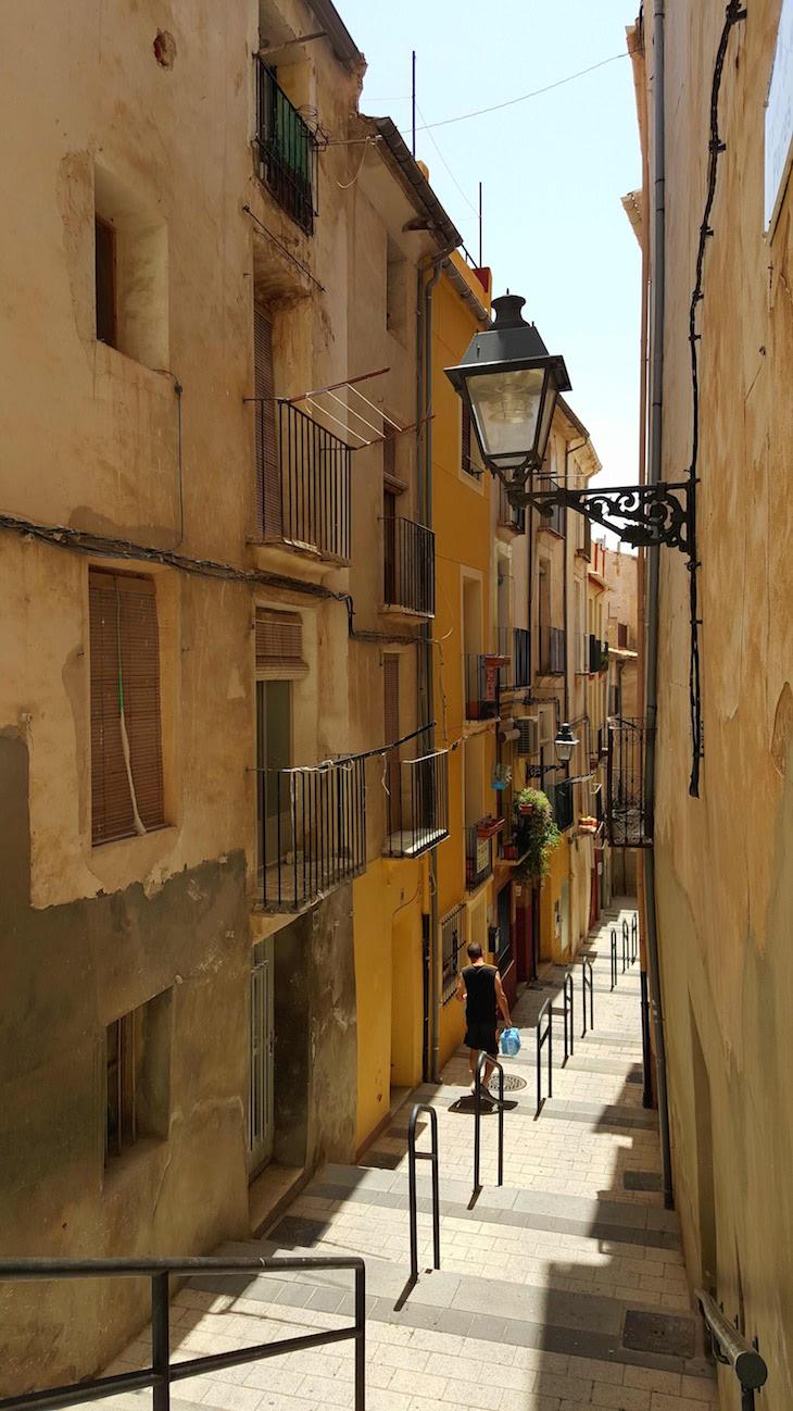 Rua de Jijona - Espanha © Viaje Comigo