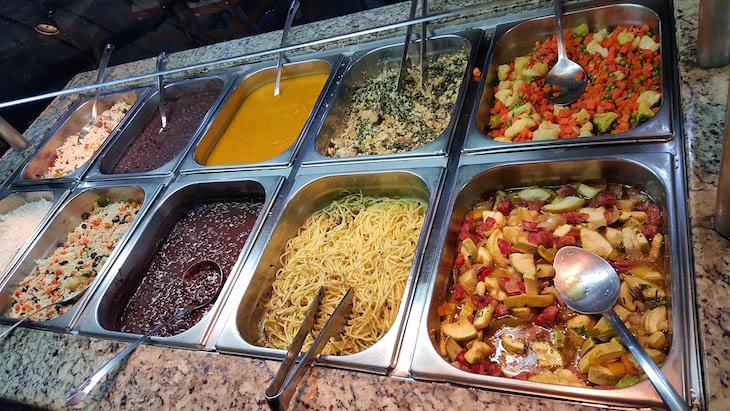Restaurante Galpão Crioulo, Porto Alegre, Brasil © Viaje Comigo