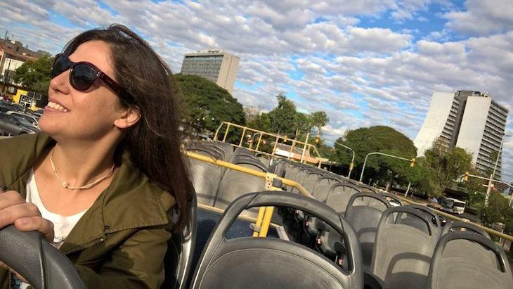 Linha Turismo de Porto Alegre, Brasil © Viaje Comigo