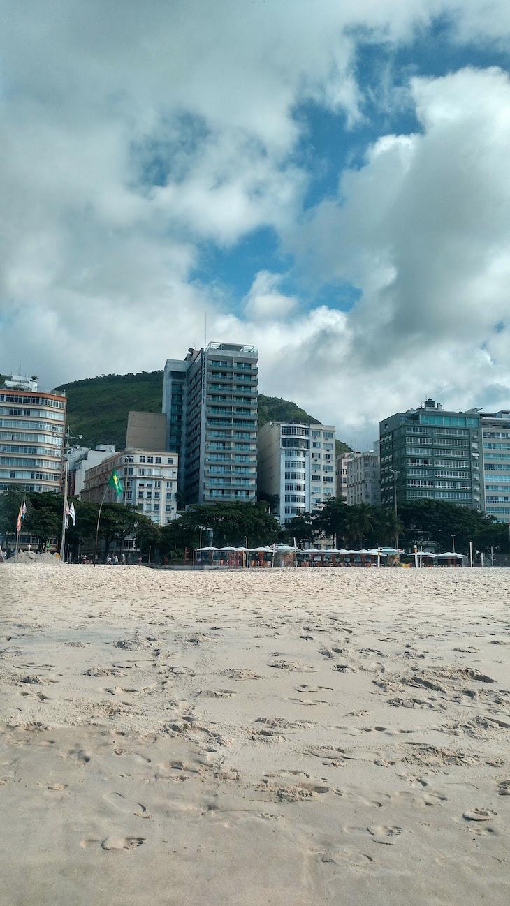 Copacabana, Rio de Janeiro, Brasil © Viaje Comigo