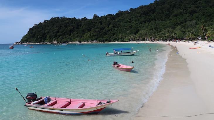 Perhentian - Malásia © Viaje Comigo