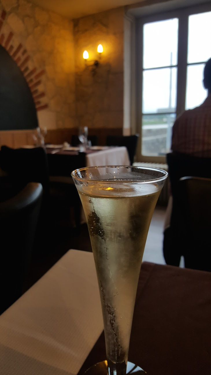 Restaurante La Creusille - Blois © Viaje Comigo