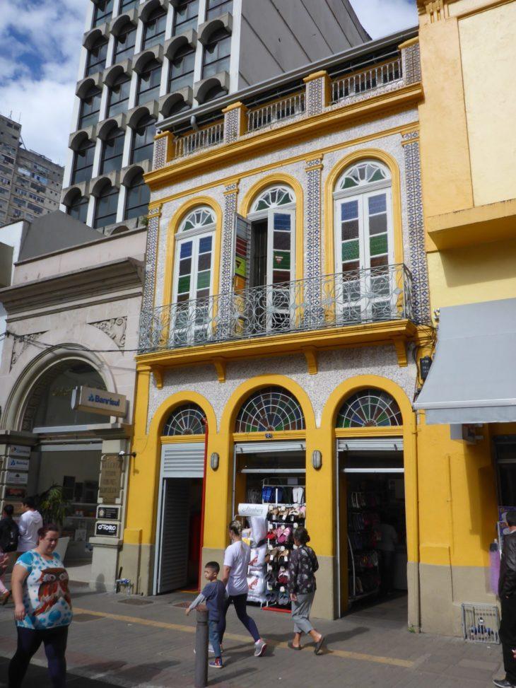 Centro de Porto Alegre - Brasil © Viaje Comigo
