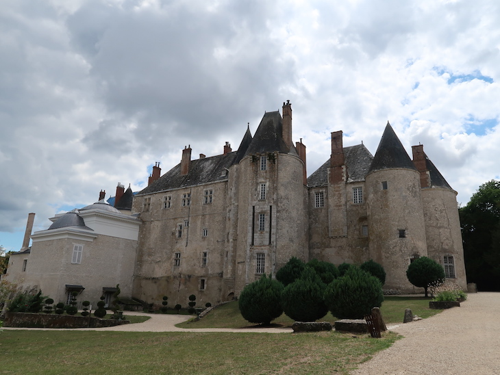 Château de Meung sur Loire, Vale do Loire, França © Viaje Comigo