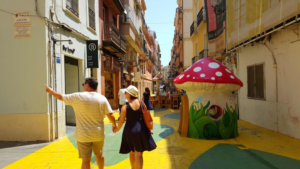 Alicante - Espanha © Viaje Comigo