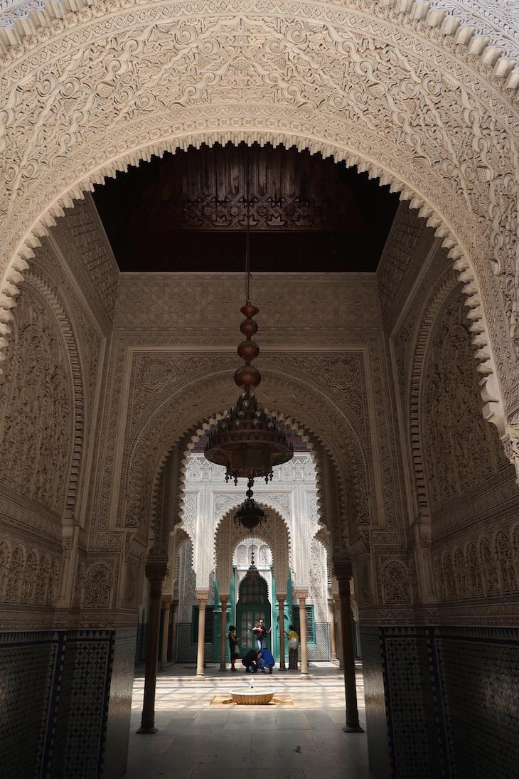 CRMEF Casablanca - Marrocos © Viaje Comigo