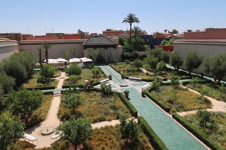 Le jardin secret marraquexe marrocos viaje comigo for Le jardin secret des hansen