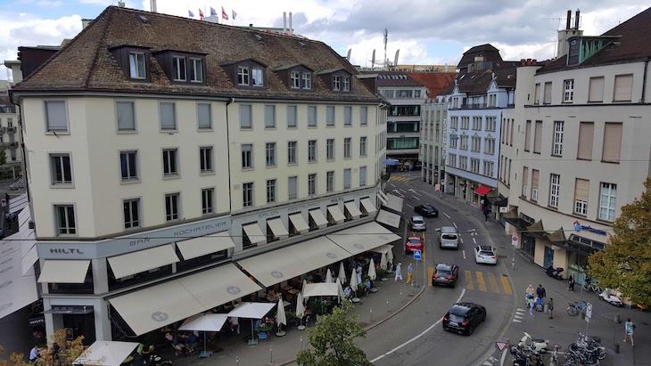 Glockenhof Zürich Hotel - Zurique © Viaje Comigo