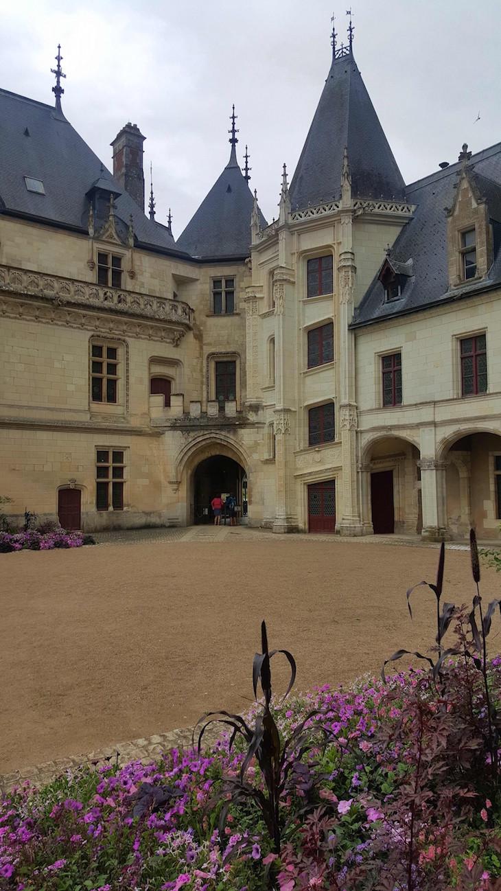 Ch teau de chaumont sur loire fran a viaje comigo - Chateau de chaumont sur loire jardin ...