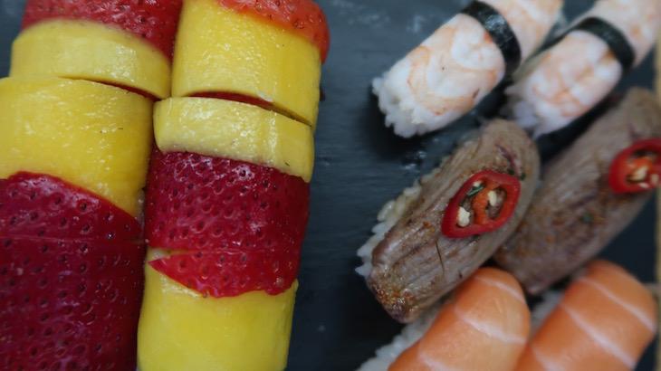 Sushi Store, Avenida da Boavista, Porto © Viaje Comigo