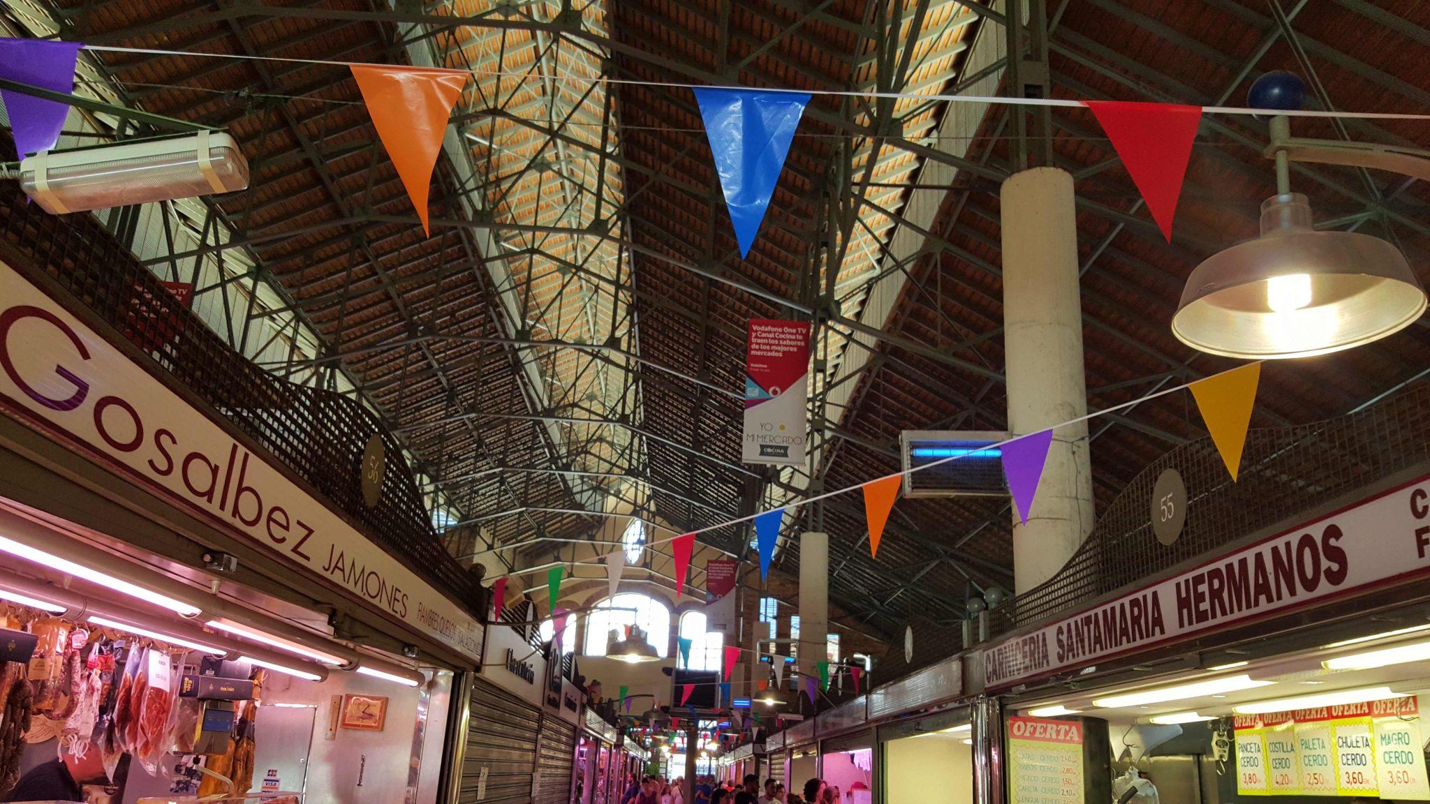 Mercado Central - Alicante - Espanha © Viaje Comigo