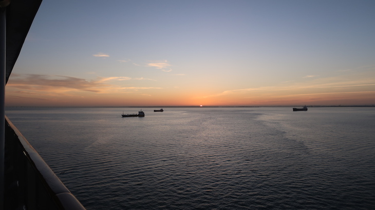 Chegada a Lisboa do MSC Magnifica © Viaje Comigo