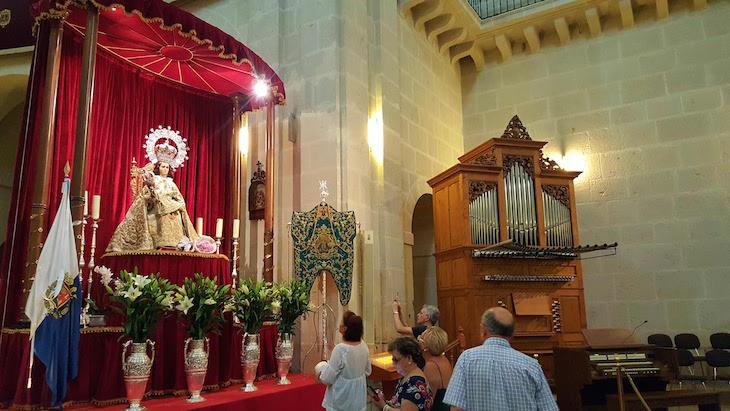 Catedral San Nicolás de Bari, Alicante, Espanha © Viaje Comigo