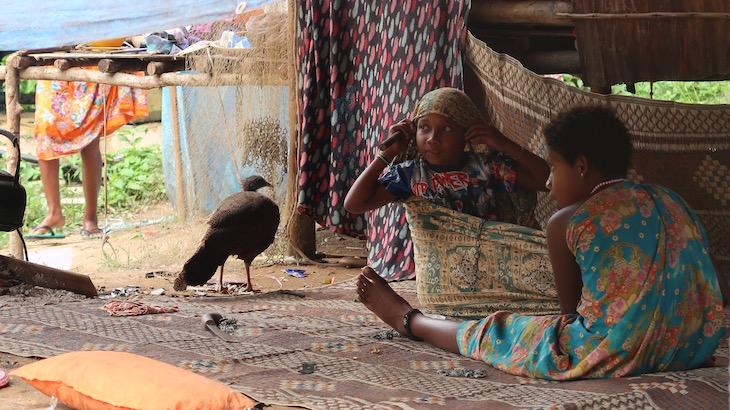 Tribo Orang Asli - Malásia © Viaje Comigo