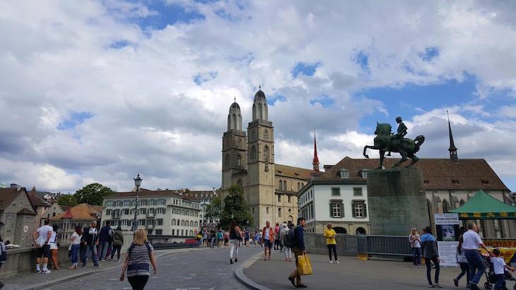Zurique - Suiça © Viaje Comigo