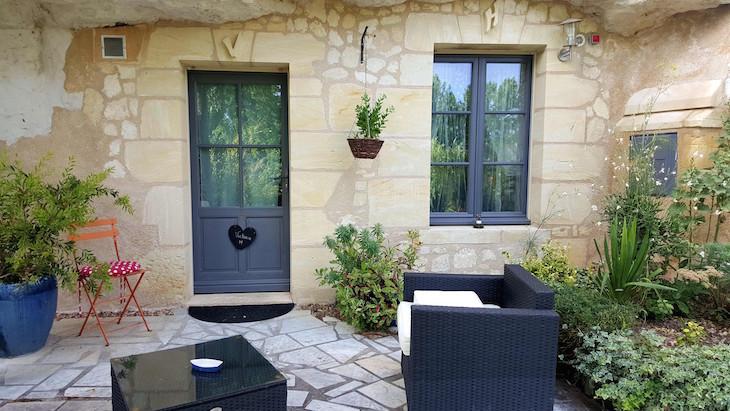 Hotel Troglododo, Azay-le-Rideau, Vale do Loire, França © Viaje Comigo