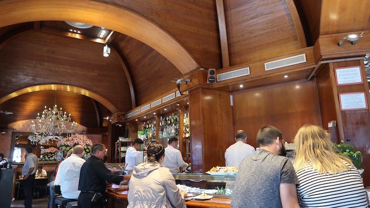 Restaurante ciudad condal barcelona viaje comigo - Restaurante umo barcelona ...