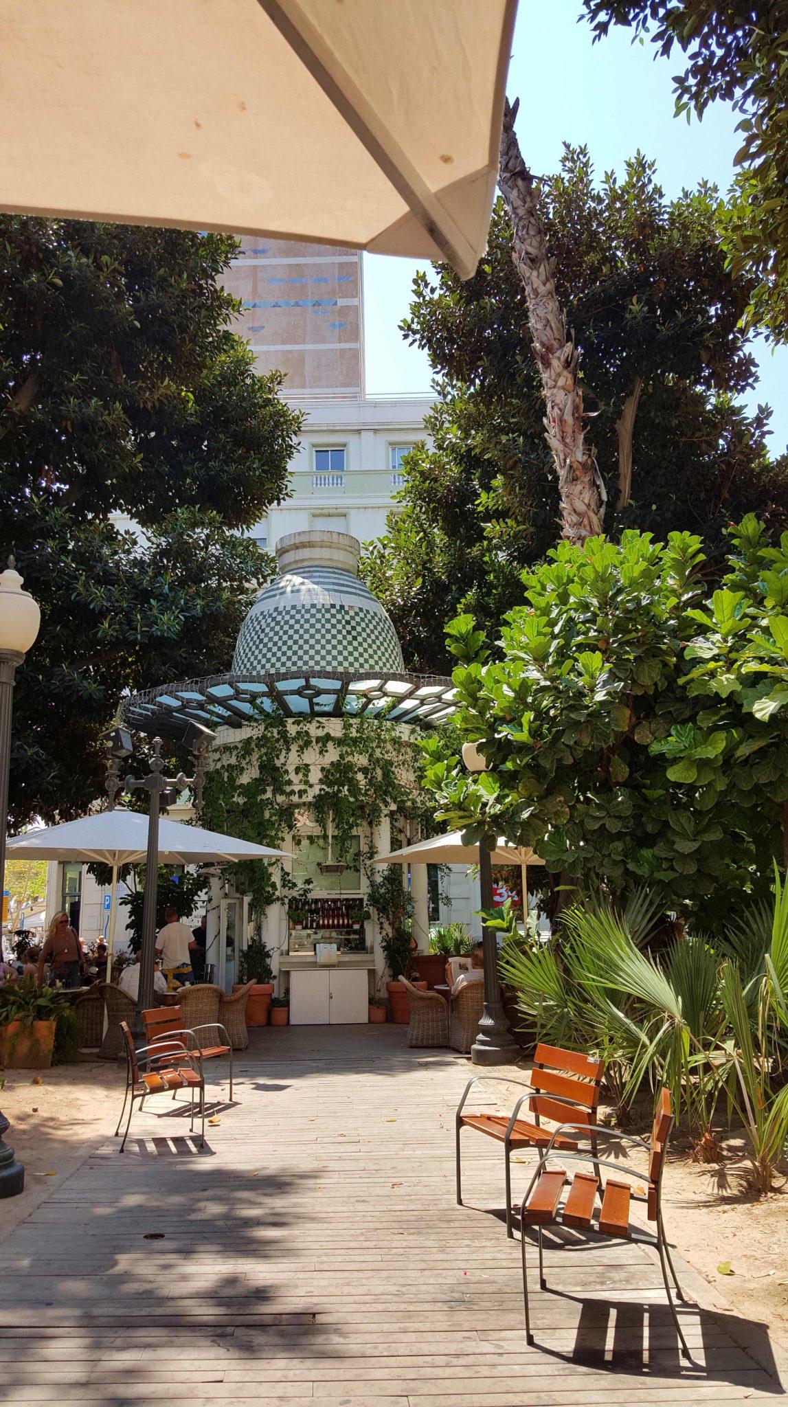 Soho Café Parc, Alicante - Espanha © Viaje Comigo
