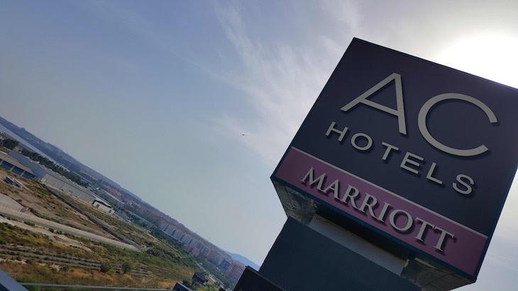 AC Hotel Alicante, Espanha © Viaje Comigo