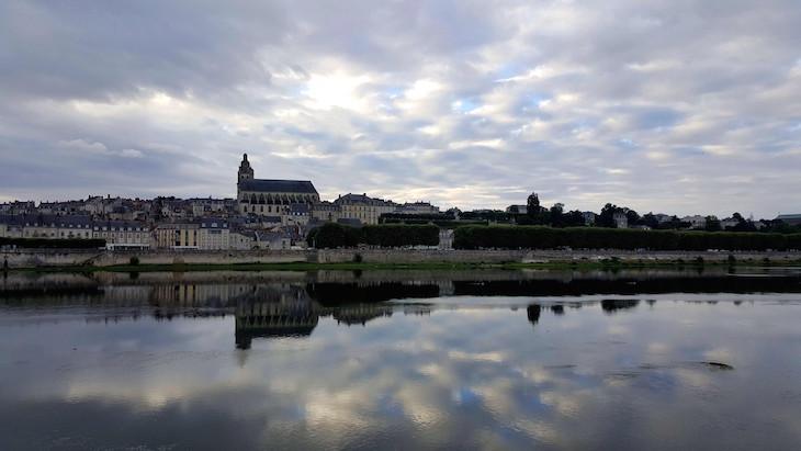Château de Blois - Vale do Loire - França © Viaje Comigo
