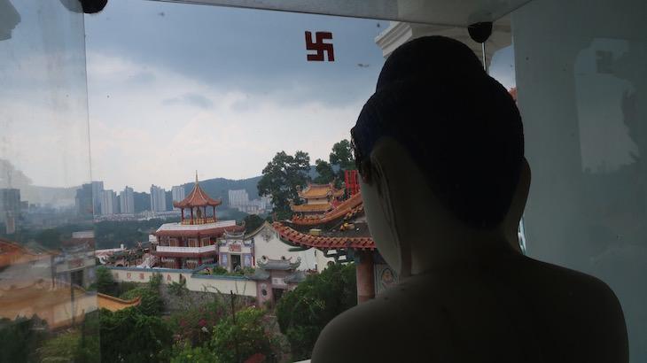 Templo Kek Lok Si - Penang - Malásia © Viaje Comigo