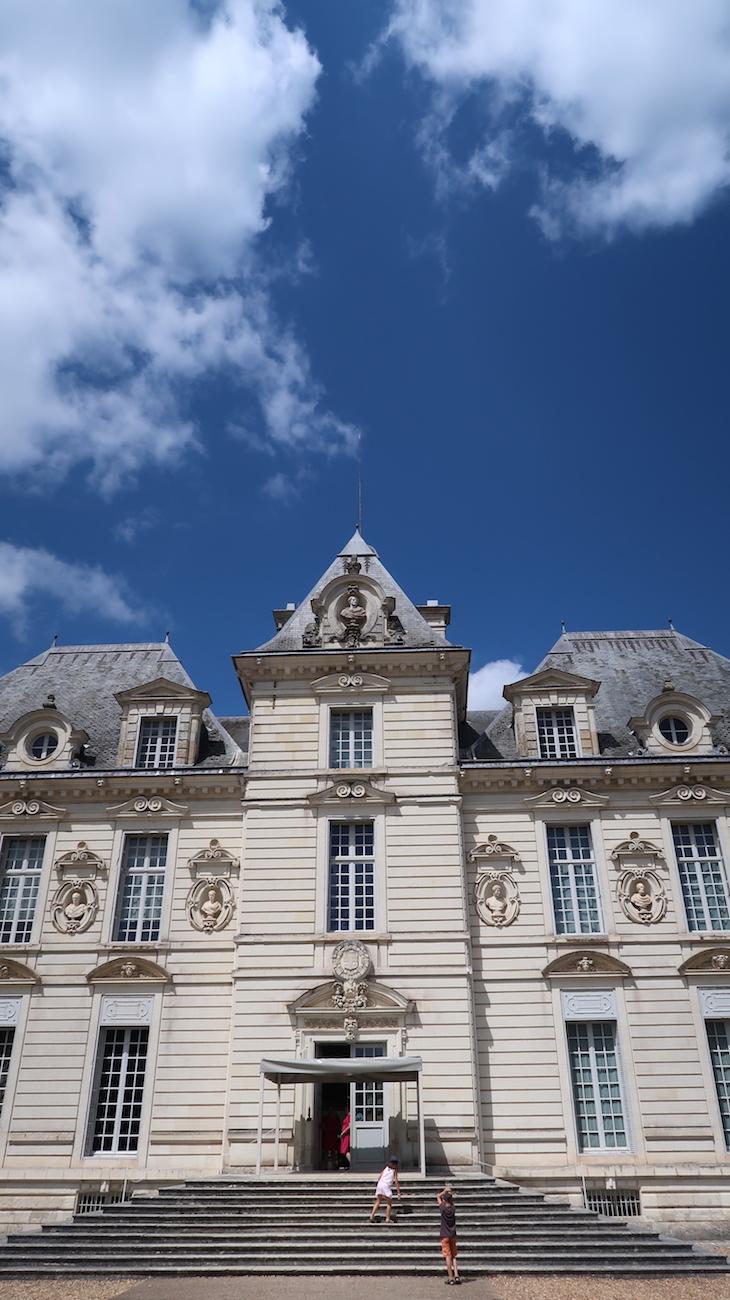 Château Cheverny - Vale do Loire - França © Viaje Comigo