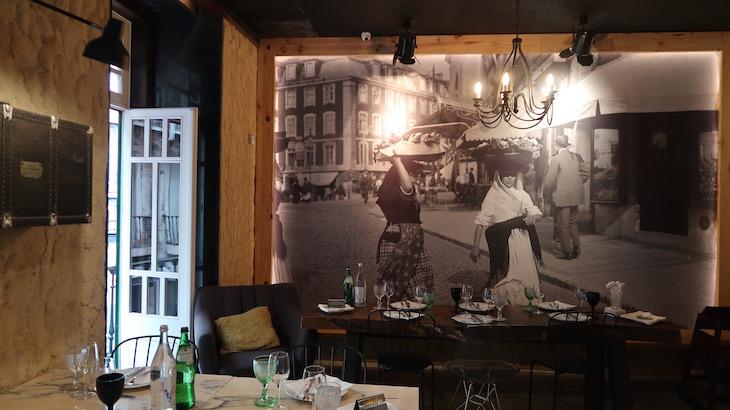 Restaurante Pesqueiro 25, Lisboa © Viaje Comigo