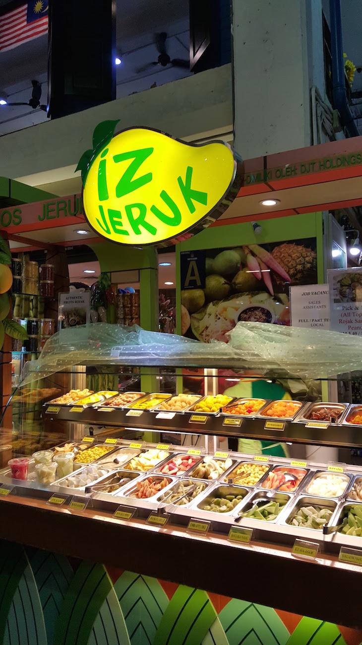 Central Market - Kuala Lumpur - Malásia © Viaje Comigo