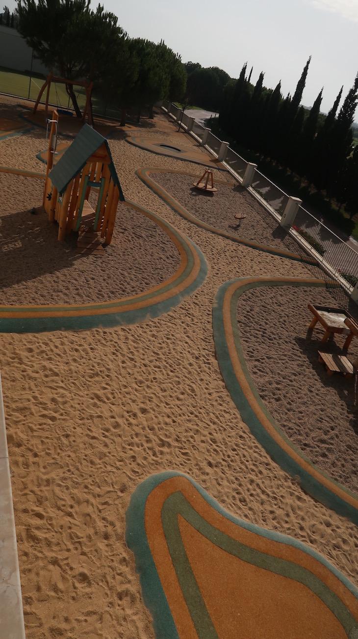 Parque Infantil do Anantara Vilamoura Algarve Resort © Viaje Comigo