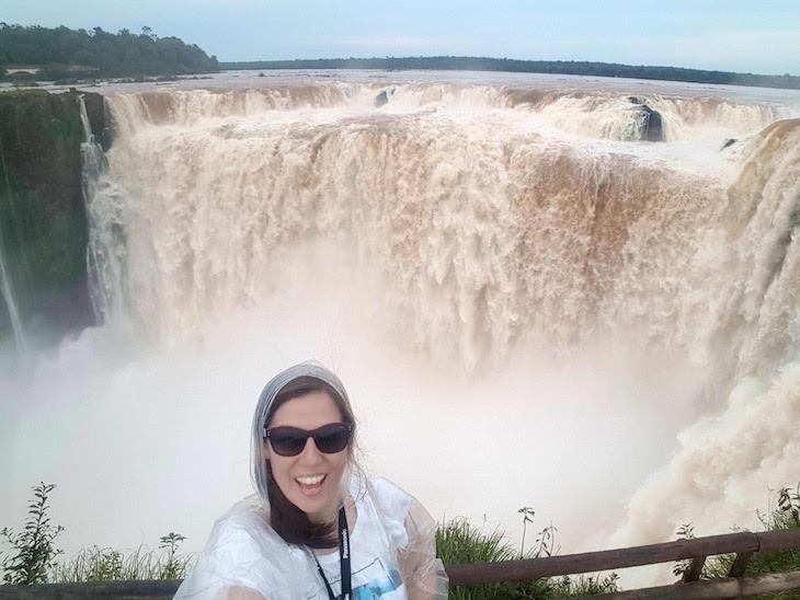 Na Garganta do Diablo - Cataratas del Iguazú, Argentina © Viaje Comigo