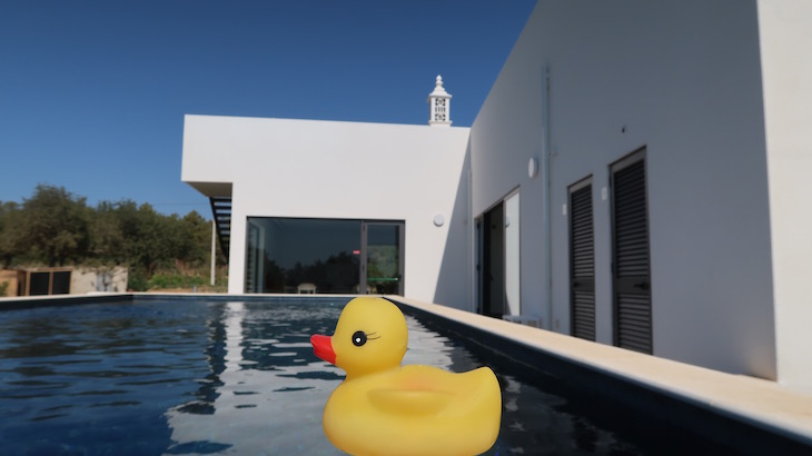 Mercedes Country House, Algarve, Portugal © Viaje Comigo