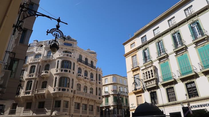 Málaga - Espanha © Viaje Comigo