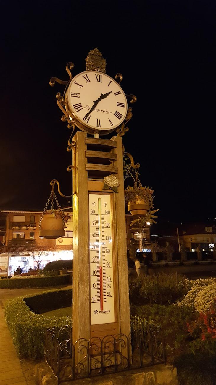 Relógios de Gramado - Rio Grande do Sul - Brasil © Viaje Comigo