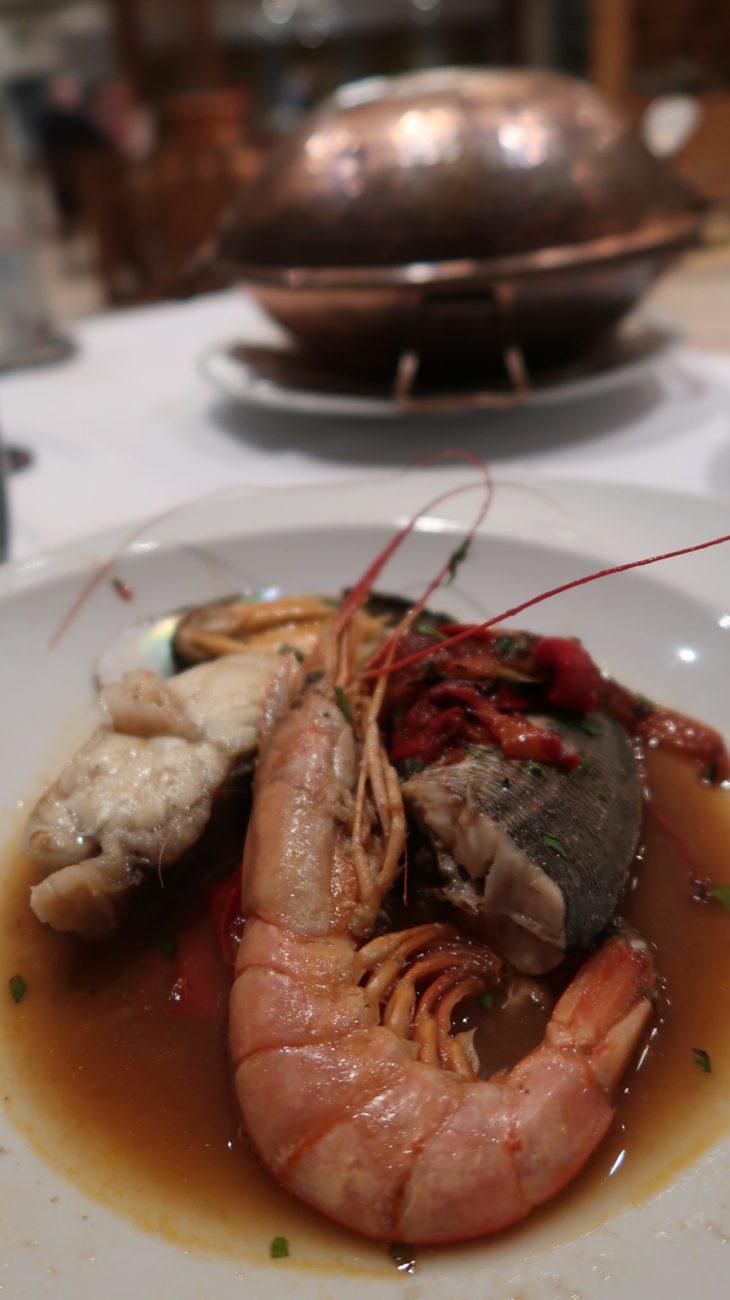 Jantar no Vasco da Gama - Club Med Da Balaia - Algarve - Portugal © Viaje Comigo
