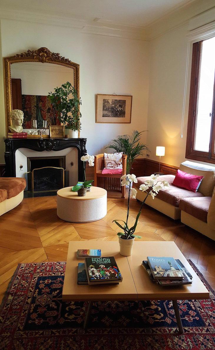 onde dormir em tours la maison jules fran a viaje comigo. Black Bedroom Furniture Sets. Home Design Ideas