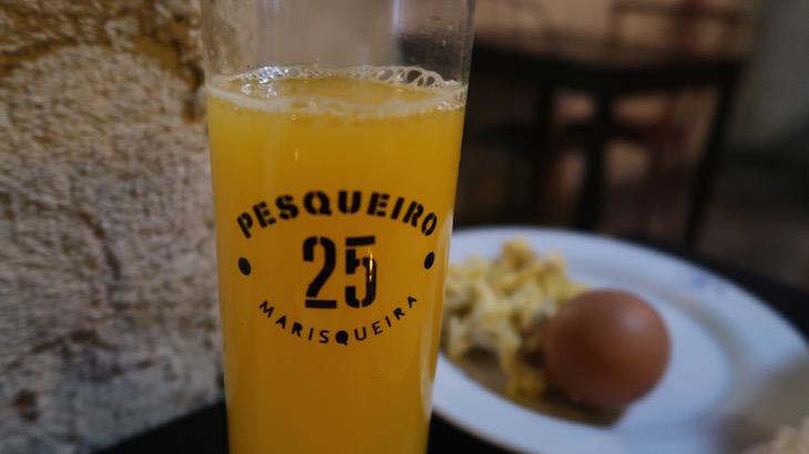 Pequeno-almoço no 262 Boutique Hotel - Lisboa © Viaje Comigo
