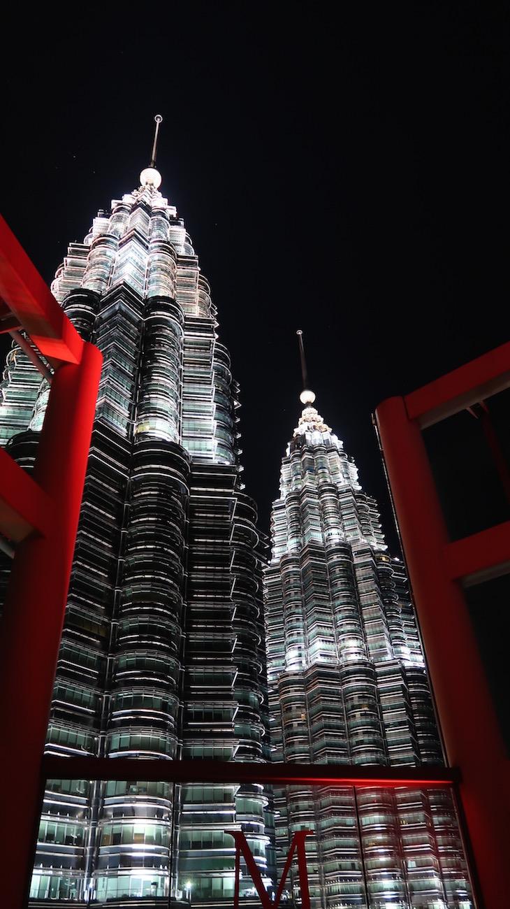 Bar Marini's - Kuala Lumpur - Malásia © Viaje Comigo