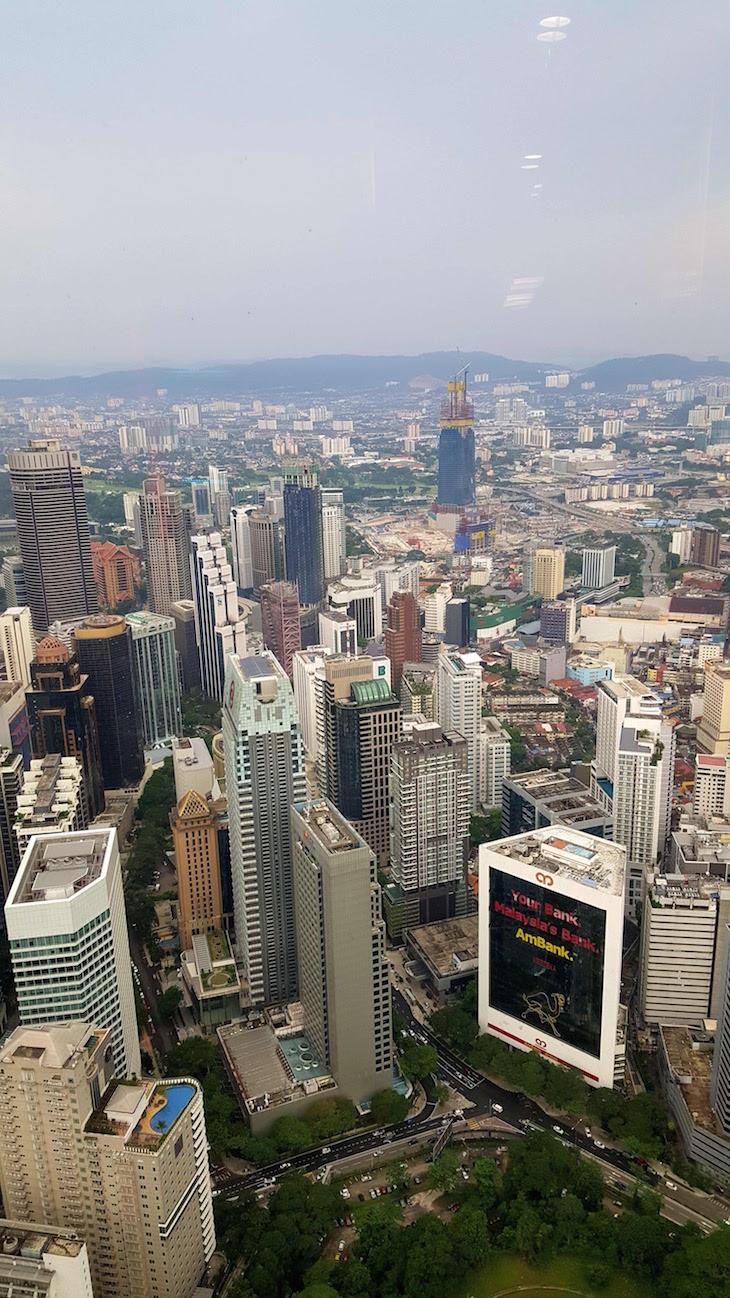 KL Tower - Kuala Lumpur - Malásia © Viaje Comigo
