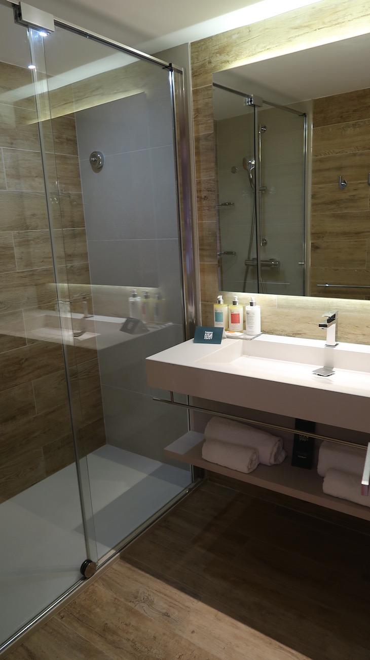 Casa de banho do meu quarto - Club Med Da Balaia © Viaje Comigo