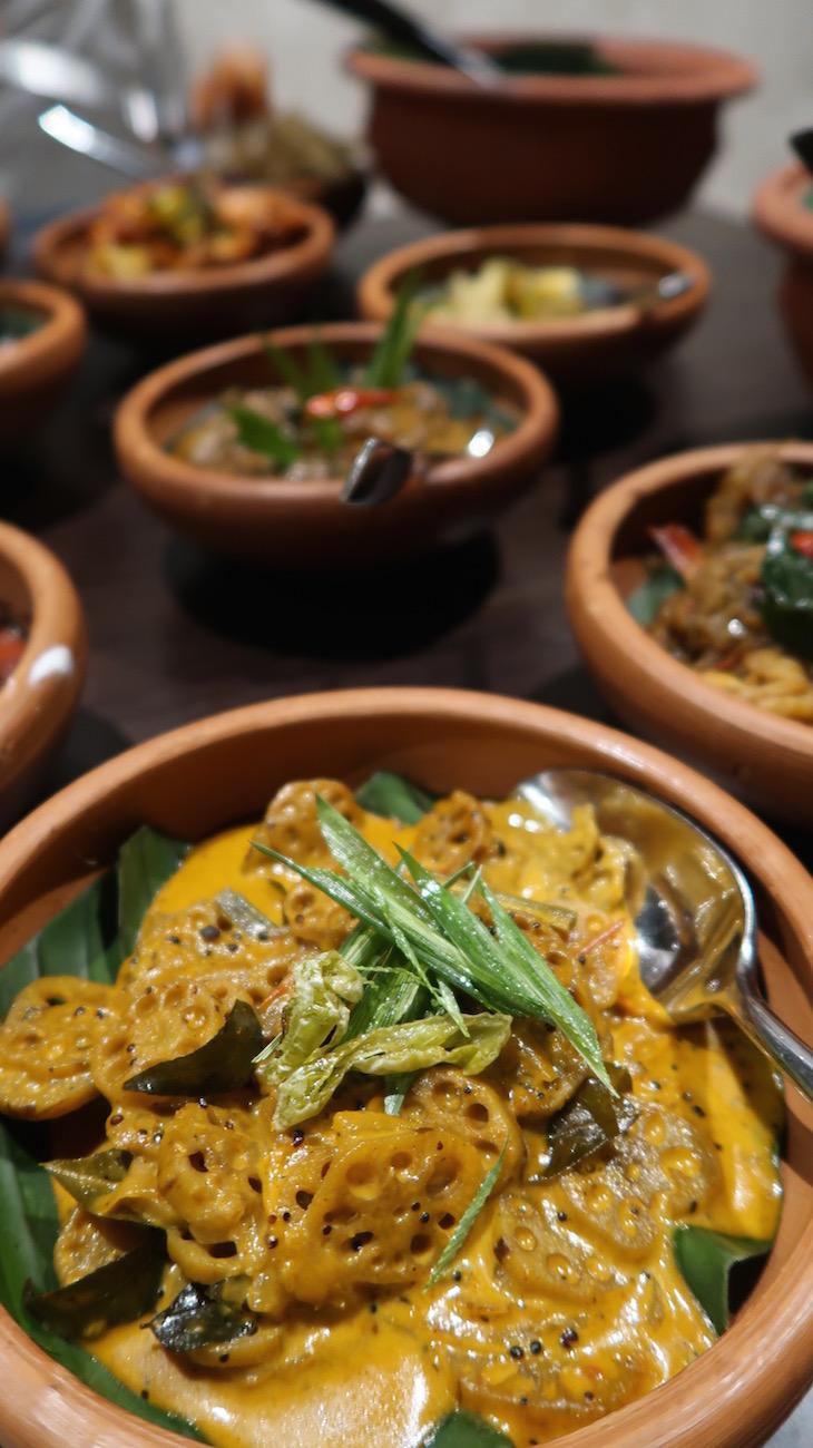 Restaurante AYU do Movenpick Hotel Colombo, Sri Lanka © Viaje Comigo
