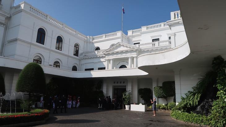 Mount Lavinia Hotel, Sri Lanka © Viaje Comigo