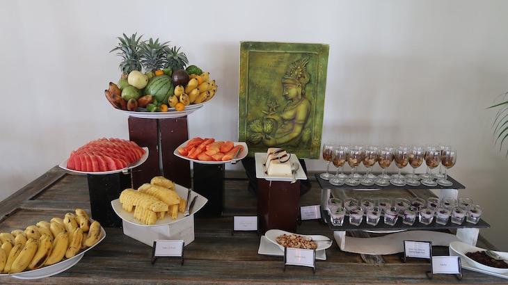 Buffet do Mount Lavinia Hotel, Sri Lanka © Viaje Comigo
