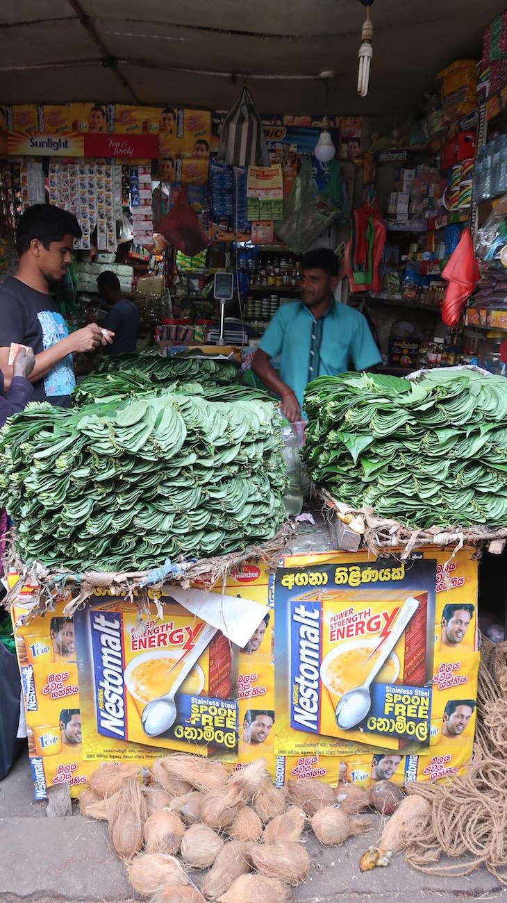 Mercado de Nuwara Eliya, a Little England do Sri Lanka