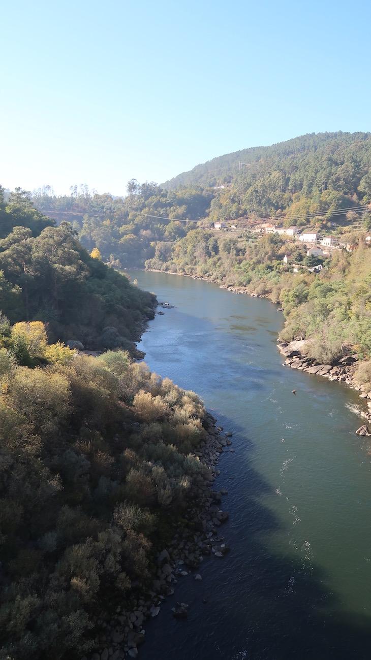 Rio Minho - caminhada por Cevide - Portugal © Viaje Comigo