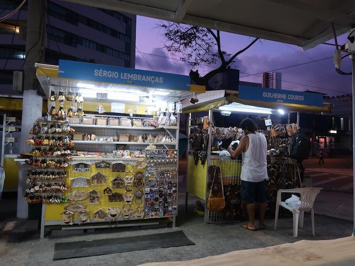 Feirinha de Boa Viagem, Recife, Brasil © Viaje Comigo