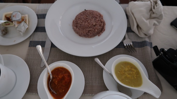 Pequeno-almoço no Zinc Journey Sigiriya - Sri Lanka © Viaje Comigo
