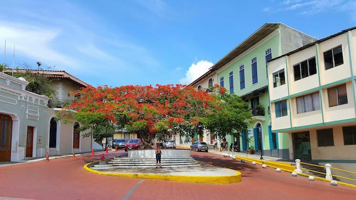 Centro Historico da Cidade do Panamá © Viaje Comigo