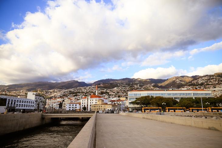 Avenida do Mar- Funchal-Madeira © Débora Pinto